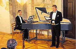 Come to listen to the music of famous Czech masters in the country of its origin!
