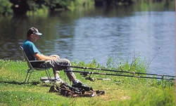 Fishing Tour - Fly-fishing for trout or angling for pike or catfish in one of the Czech Republic's many nature reserves